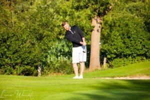 Golffotografie. Fotograf Lars Wendt begleitet Golfspieler und Golfturniere.